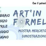 Art'inFormello, la mostra mercato dell'artigianato d'autore