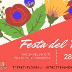 Festa del fiore 2018 a Vignanello