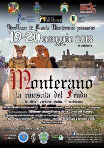 il festival medievale tra le rovine di Canale Monterano