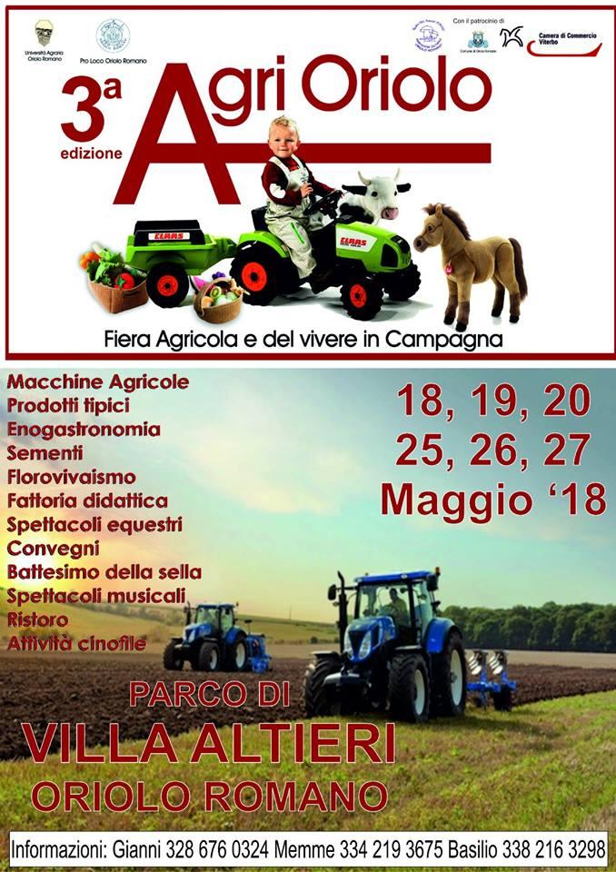 Agrioriolo 2018 fiera dell agricoltura e del giardinaggio - Fiera giardinaggio ...