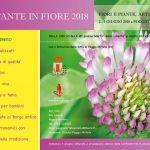 programma della fiera florovivaistica di Poggio Mirteto 2018