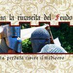 festa medievale nella città perduta di Monterano