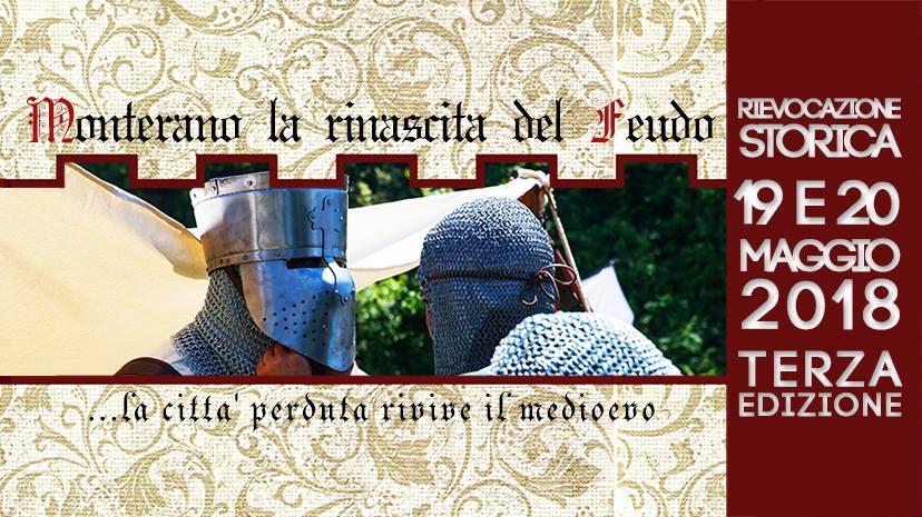 La Rinascita del Feudo 2018: la festa medievale di Canale Monterano