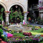 Viterbo floreale per San Pellegrino in Fiore
