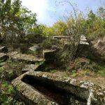 zona archeologica di Corviano a Soriano nel Cimino