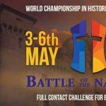 Battle of the Nations 2018 a Santa Severa