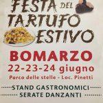 sagra del tartufo 2018 Bomarzo