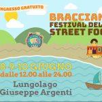 festa dello Street food sul lungolago di Bracciano