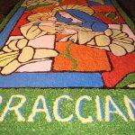 Infiorata a Bracciano per il Corpus Domini