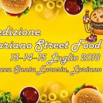 Lariano Street Food 2018