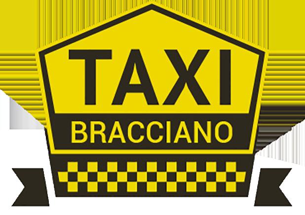logo del servizio taxi di Bracciano, Anguillra, Trevignano, Manziana
