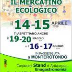 Il Mercatino Ecologico di Monterotondo (2018)