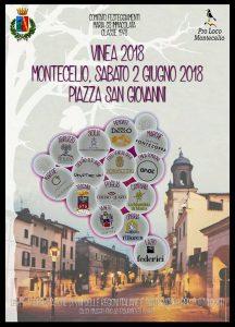 Vinea 2018 a Montecelio: un 2 giugno di gusto