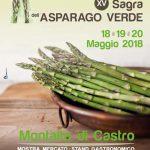 Sagra dell'asparago verde di Montalto di Castro 2018