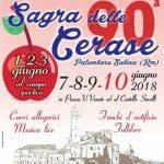 Sagra delle Cerase 2018 a Palombara Sabina