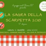 Sagra della Scarpetta 2018 a Roma