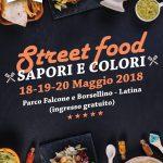 Street Food Sapori e Colori Latina 2018