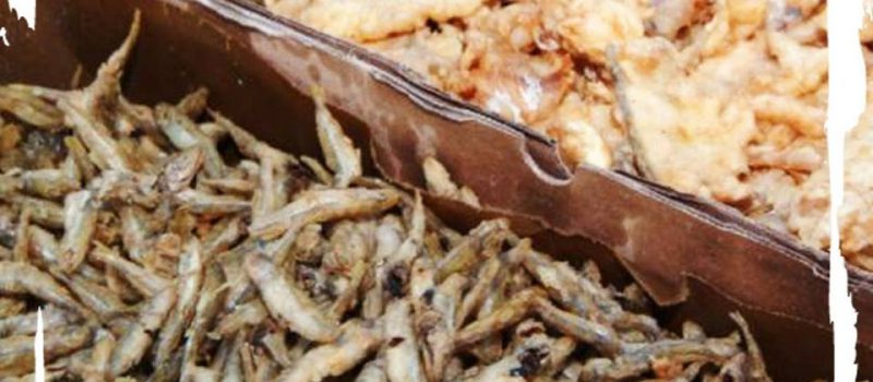 Sagra del pesce Anguillara Sabazia 2018