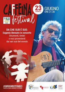 Edoardo Bennato al Caffeina Festival 2018