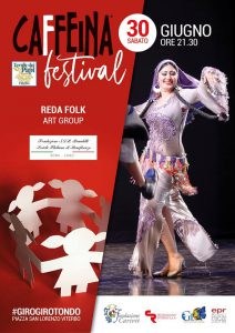 Reda Folk Art Group al Caffeina Festival 2018