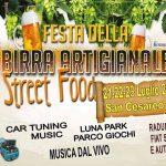Festa della birra artigianale San Cesareo 2018