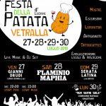 programma della sagra della patata di Vetralla 2018