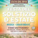 Festa del solstizio d'estate Sutri 2018