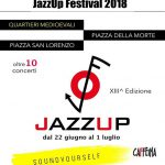 JazzUp Festival Viterbo 2018
