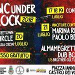 Music under the rock 2018 Castro dei Volsci