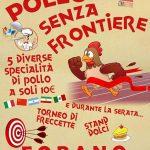 Pollo senza frontiere 2018 a Forano