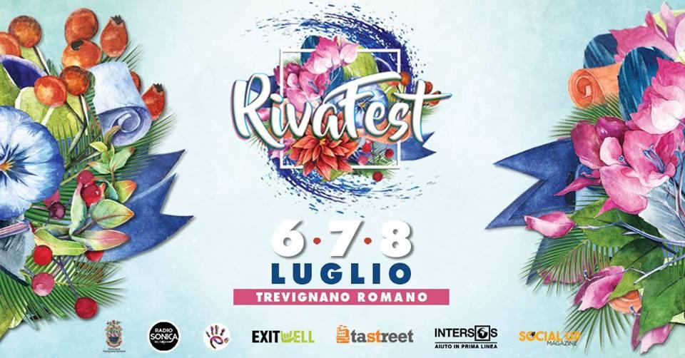 Riva Fest 2018 a Trevignano Romano