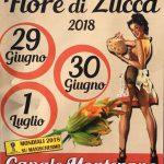 Sagra del fiore di zucca Canale Monterano 2018