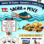 Sagra del pesce 2018 a Poggio San Lorenzo