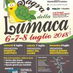 Sagra della lumaca Borgonuovo Tarano 2018