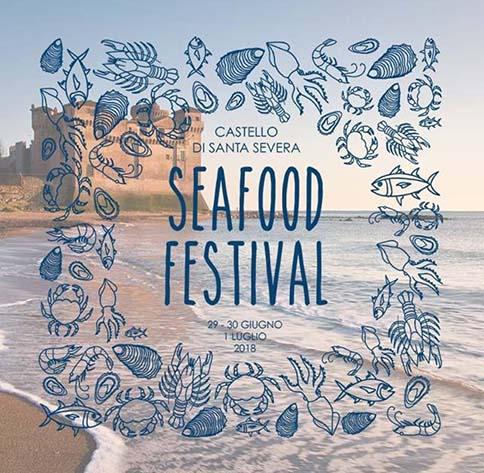Street food di pesce al castello di Santa Severa 2018