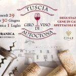 Tuscia Autoctona – Giro di Vino Capranica 2018