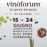 Vinòforum 2018 lo spazio del gusto a Roma Farnesina