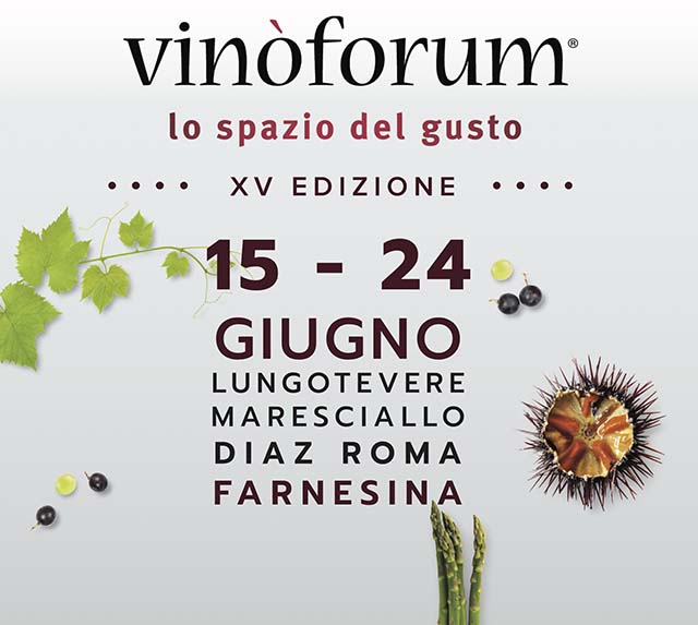 Vinòforum 2018 alla Farnesina (Roma)