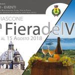 Fiera del Vino Montefiascone 2018