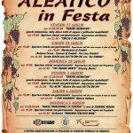 Festa del vino Aleatico DOC di Gradoli 2018