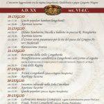 Rievocazione Storica Medievale Castel Sant'Elia 2018