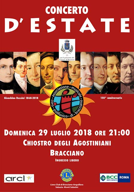 concerto del Coro polifonico di Bracciano
