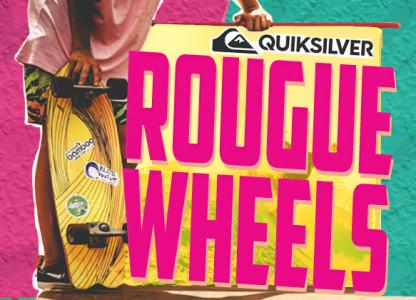 Quicksilver Rougue Wheels al Santa Severa Surf Expo 2018