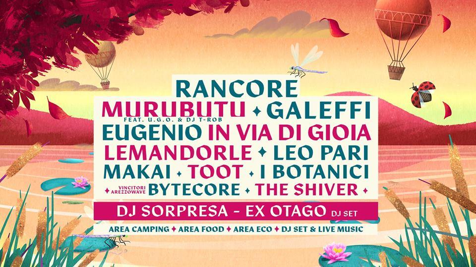 Eco Sound Fest Caprarola 2018