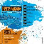 programma del Fara Music Festival Fara in Sabina 2018