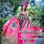 Festival della moda Bracciano 2018