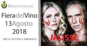 Programma della fiera del vino 2018: Jalisse