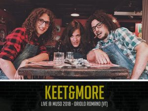 Keet&More al MUSO festival 2018