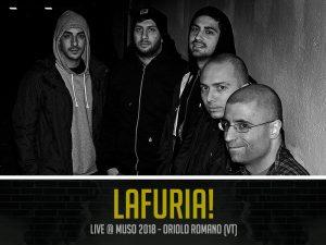 Lafuria! al Muso festival 2018