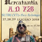 Festa medievale Sutri 2018